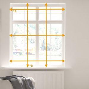 Stunning Gordijnen Opmeten Hoe Pictures - Huis & Interieur Ideeën ...